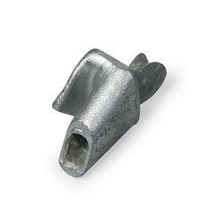 CHLK25 замок для оттяжек для 25 мм? стального троса