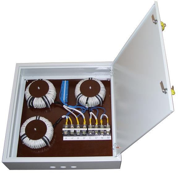 Фильтр сетевой трехфазный NF 33-100-М1
