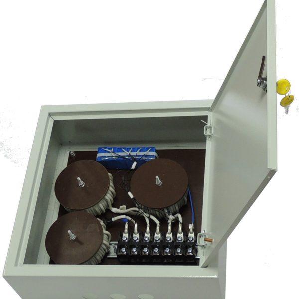 Фильтр сетевой трехфазный NF 33-50-М1