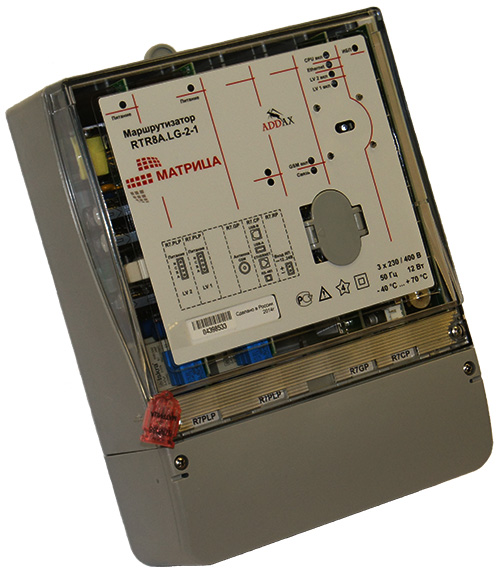 "RTR 8A.LG-2-1 (2-секц"" FSK)"